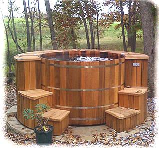 Hot Tubs Wood Hot Tubs Cedar Hot Tubs