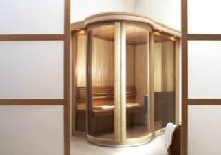 Modular Saunas