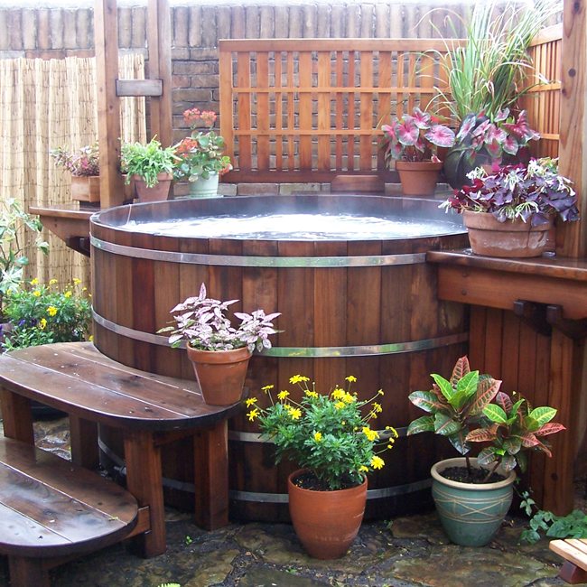 Cedar Hot Tubs And Barrel Saunas Custom Leisure Products