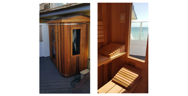 Custom Crafted Saunas